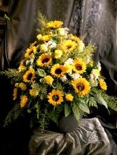 Sonnenblumengesteck