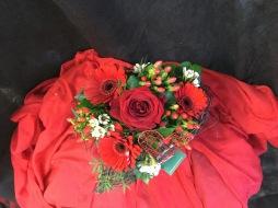 Valentinstagsstrauss