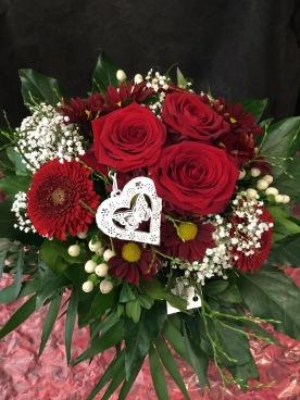 Valentinstag Strauss