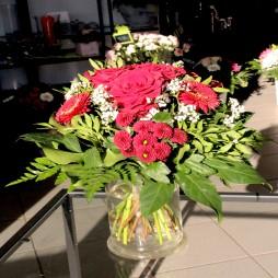 Blumenstrauss Preis 45.- Fr.