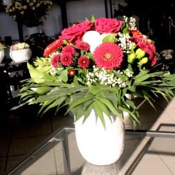Blumenstrauss Preis 55.- Fr.