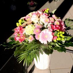 Blumenstrauss Preis 65.- Fr.
