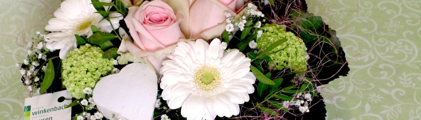 Blumen per Formular bestellen Frühsommerkollektion