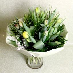Tulpenstrauss Frühling
