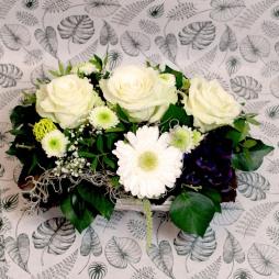 Blumenkörbchen