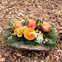 1. Blumenkörbchen