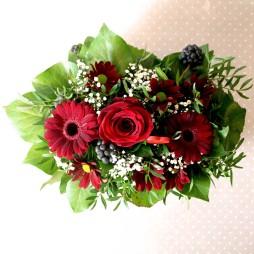2. Blumenkörbchen